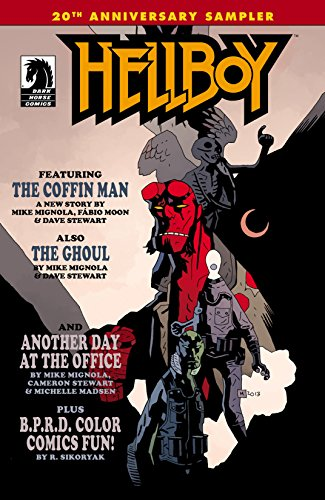 free kindle book Hellboy 20th Anniversary Sampler #0 (Dark Horse Samplers)