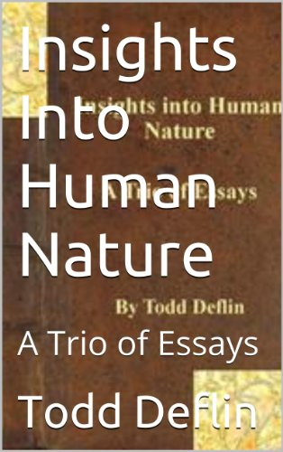 Insights Into Human Nature: A Trio of Essays (English Edition) -