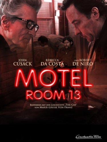 Motel Room 13 Cover