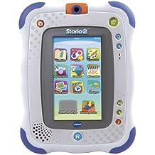 Vtech - 136805 - Jeu Électronique - Tablette Storio 2 Bleue + Appareil Photo Intégré