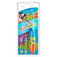 Brush Baby Blue Kidz Sonic - Cepillo de dientes eléctrico para niños, ...