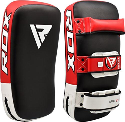 RDX MMA Boxeo Escudo Artes Marciales Paos Manoplas Entrenamiento Segun