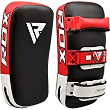 RDX MMA Boxeo Escudo Artes Marciales Paos Manoplas Entrenamiento Segunda Mano Patada Pad (Esto Se Vende Como Solo Artículo)