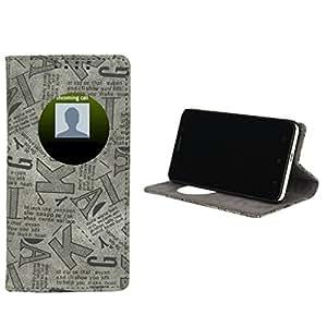 Dsas Flip cover designed for Samsung Galaxy Core Prime