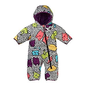 Burton Mädchen Infant Buddy Bunting Suit Overall, Hoos