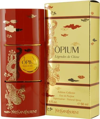 Preisvergleich Produktbild Yves Saint Laurent Opium Légendes de Chine Ltd Edition Eau de Parfum 50ml