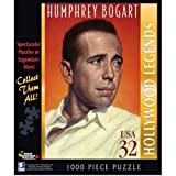 HUMPHREY BOGART POSTAGE STAMP JIGSAW PUZZLE
