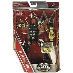 WWE Elite Serie 52 wrestling action figure - D' LO Marrone Nation DI DOMINAZIONE con EUROPEO cintura accessori per Statuetta giocattolo