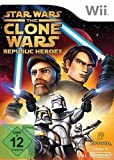Star Wars The Clone Wars Republic Heroes Nintendo Wii