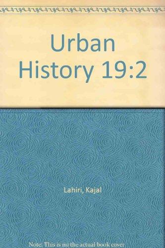 Urban History 19:2