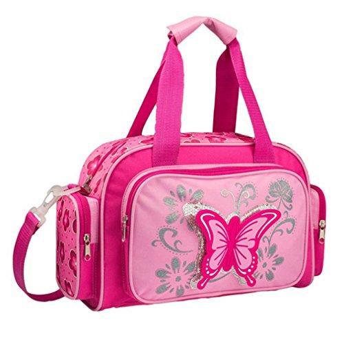 Stefano Girls ChildrenChildren's Luggage pink...
