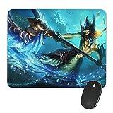1 X Nami-001 League of Legends LoL Mousepad Custom Print