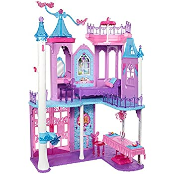 barbie house setting games glam vacation house co uk toys amp 10421