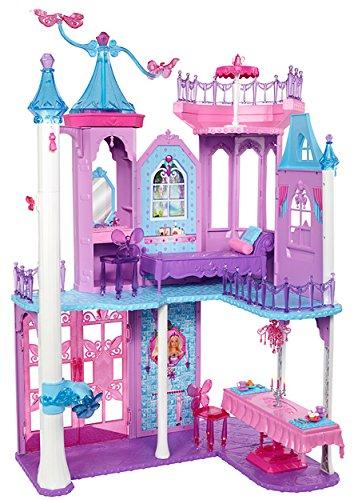 Preisvergleich Produktbild Mattel Barbie Y6383 - Mariposa Kristall-Palast, Zubehör