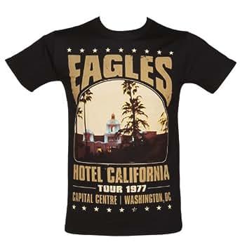 Htel California Tour Men Le Tshirt Eagles