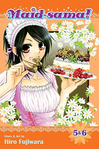 Maid-sama! (2-in-1 Edition) Volume 3: 5 & 6