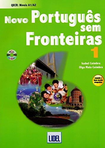 Portugues Sem Fronteiras 1. Alumno (+CD) por Vv.Aa.