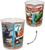 alles-meine.de GmbH Papierkorb -  Disney Planes - Flugzeuge Dusty  - aus Kunststoff - Mülleimer ..