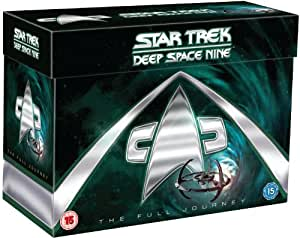 Star Trek: Deep Space Nine [Import anglais]