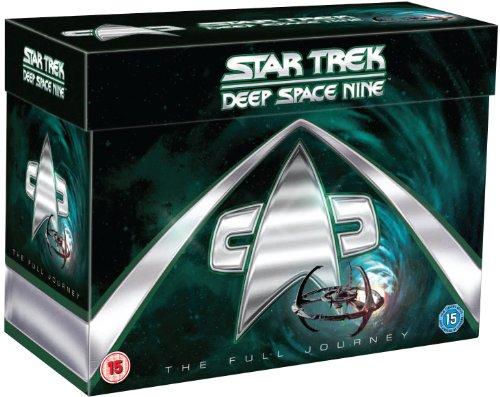 Star Trek - Deep Space Nine: The Full Journey (49 DVDs)