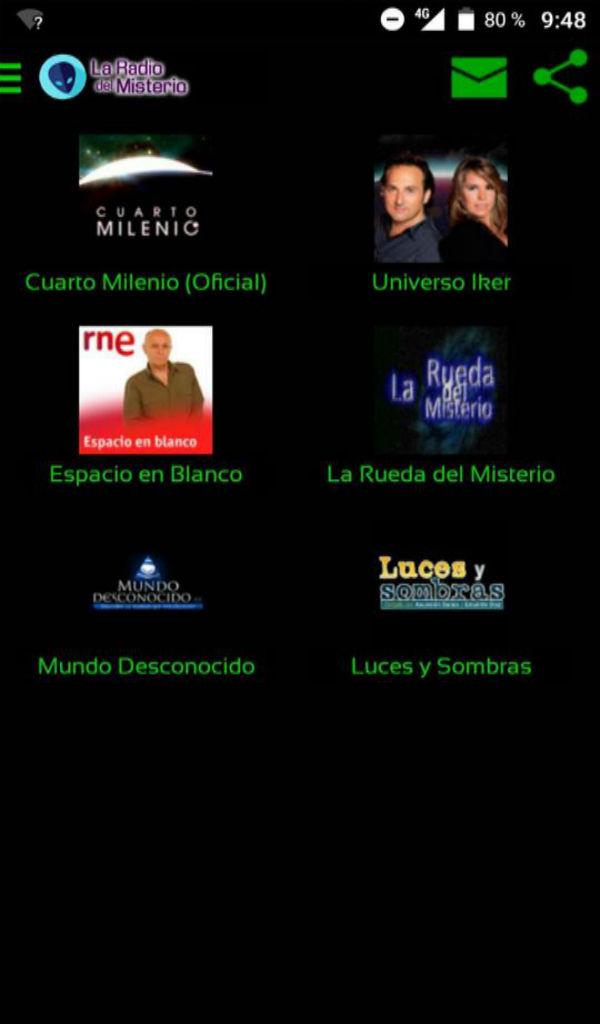 La Radio del Misterio: Amazon.de: Apps für Android