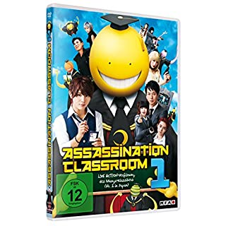 Assassination Classroom - Part 1 (DVD)