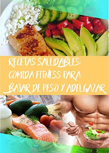 recetas almuerzos saludables para bajar de peso