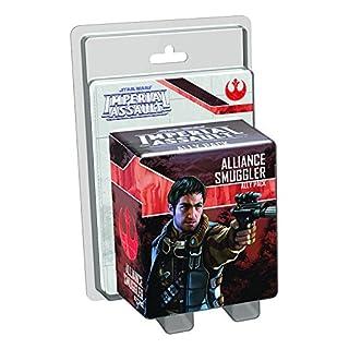 Imperial Assault Alliance Smuggler Ally Pack