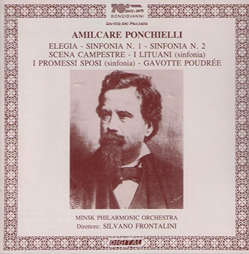 Ponchielli:Orchestral Works [Import allemand]