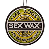 Sex Wax Surf Accessories Car Air Freshener