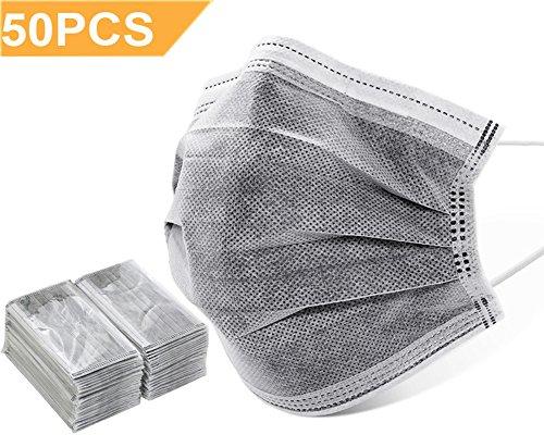 Drei Leichte, Geprägte Bügel (BXT pack-3Maul, Anti-Staub, Baumwolle, warm, Masken-Logo-Mann mit 3d zum für Damen)