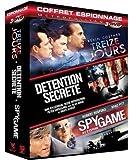 Coffret Espionnage : Treize jours + Détention secrète + Spy Game