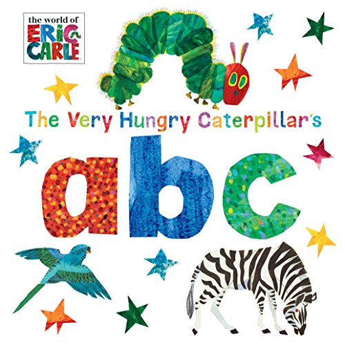 The Very Hungry Caterpillar's ABC (World of Eric Carle)