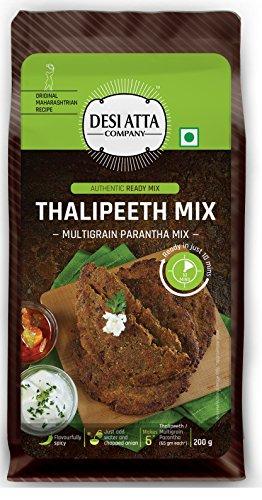 Desi Atta – Thalipeeth/Multigrain Parantha Mix, 200g Pouch