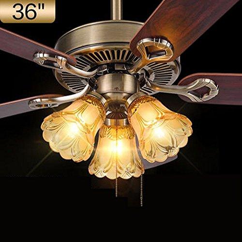 Ristorante luce ventilatore lounge al parlamento europeo lo stile retrò della ventola della lampada american home di appassionati di lampadario ventilatore (design: controllo-36 per disegnare delle dogane)