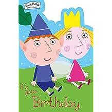 Ben & Holly Tarjeta De Cumpleaños