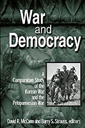 Barry s strauss books related products dvd cd apparel war and democracy a comparative study of the korean war and the peloponnesian war fandeluxe Choice Image