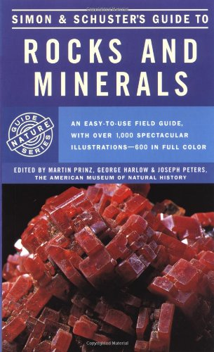 Simon & Schuster's Guide to Rocks and Minerals PDF Books