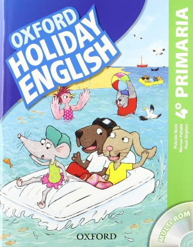 Holiday English 4º Primaria. Pack Spanish - 3rd Edition (Holiday English Third Edition) - 9780194546317