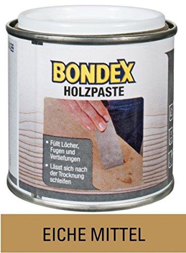 Preisvergleich Produktbild Bondex Holzpaste Eiche Mittel 150 g - 352514