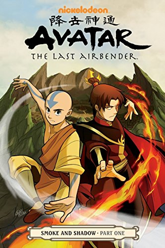 Avatar: The Last Airbender - Smoke And Shadow Part 1