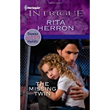 The Missing Twin by Rita Herron (2011-06-07)