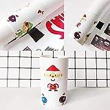 Coupe Papier Rouleau Couteau Emballage Outils de Coupe Rapides et faciles à bricoler (A)