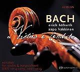 Bach: Sonaten für Violine und Cembalo BWV 1014-1019 & 1021-1023