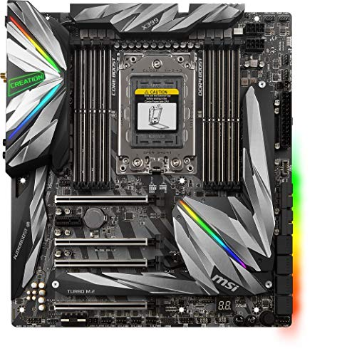 MSI Meg X399 Creation - Placa Base Enthusiast