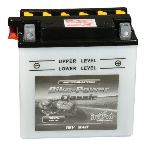 Preisvergleich Produktbild intact Bike-Power Classic 12V 9Ah 50916 YB9L-A2