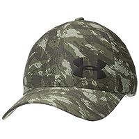 Under Armour Siyah Şapka 1291857-001 Men'S Airvent Core Cap
