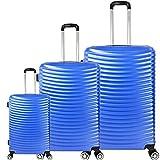 Set 3 valises en POLYCARBONATE Alain Manoukian (Blue)