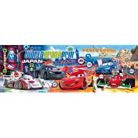 Clementoni 39196.7 - Puzzle Panorama 1000 teilig Cars 2 - Friends to the finish