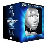 I, Robot 3D - Limited Edition Head Set (Blu-ray 3D + Blu-ray + DVD) [UK Import mit dt. Ton]